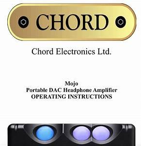 Chord Mojo   Manual