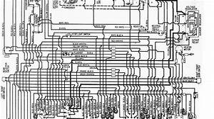 Electrical Wiring Diagram For 1958 Ford V8