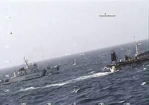 Argentina coast guard sinks Chinese trawler fishing ...