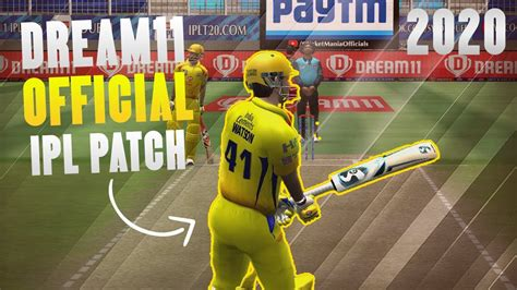 Ea sports is a fantastic sport franchise who aim for perfection. Official Dream11 IPL Patch for EA Cricket 07    EA Cricket ...