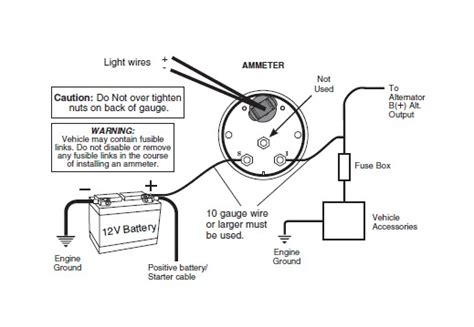 Auto Wiring Diagram Pressure by How To Install Auto Meter Pressure Electrical
