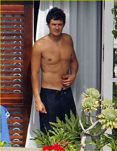 Orlando Bloom is Sexy in Spain: Photo 1224291 | Bikini ...