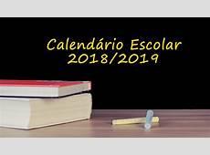 Calendário Escolar 20182019 Jornal de Mafra