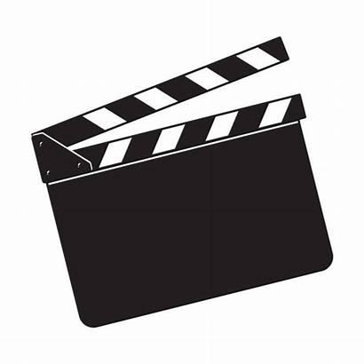 Cinema Clapper Board Vector Blank Production Illustration