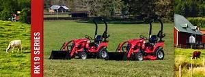Rk19 Series Tractors