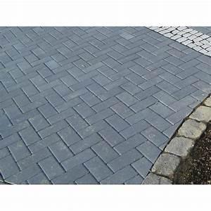 Rechteckpflaster Grau 20x10x8 : rechteck pflaster beton anthrazit 20 cm x 10 cm x 8 cm kaufen bei obi ~ Orissabook.com Haus und Dekorationen