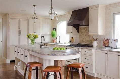 bombay   kitchen traditional  white lever