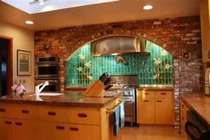 kitchen backsplash brick 47 brick kitchen design ideas tile backsplash accent walls designing idea