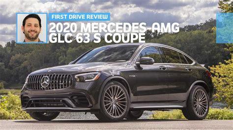 mercedes amg glc   coupe  drive