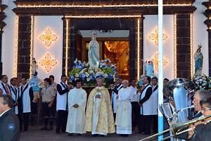 Festas De Nossa Senhora De Lurdes Animam Vila Baleeira Das Capelas Em S U00e3o Miguel