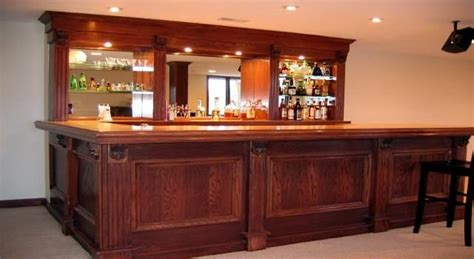 Home Bar Plans by 17 Best Images About Basement Bars On Basement