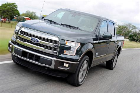 Ford F-150 Mpg For 2015 Is A Mixed Bag