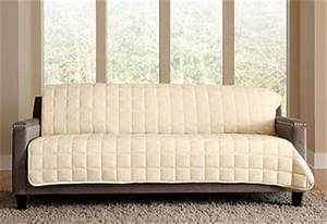 Sure fit slipcovers deluxe armless furniture covers for Armless sectional sofa pet protector