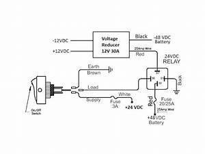 25 Golf Cart Voltage Reducer Wiring Diagram