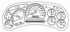 Chevy C4500 Dash Light
