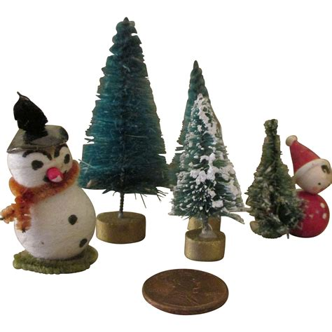 miniature doll house christmas decorations
