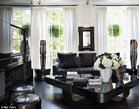 luxe home interior interiors special luxe in focus daily mail