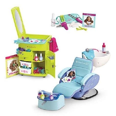 american salon chair for dolls american salon set hair salon spa chair styling set