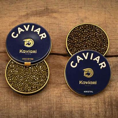 Caviar Kaviari Sturgeon Kristal Imported Mypanier