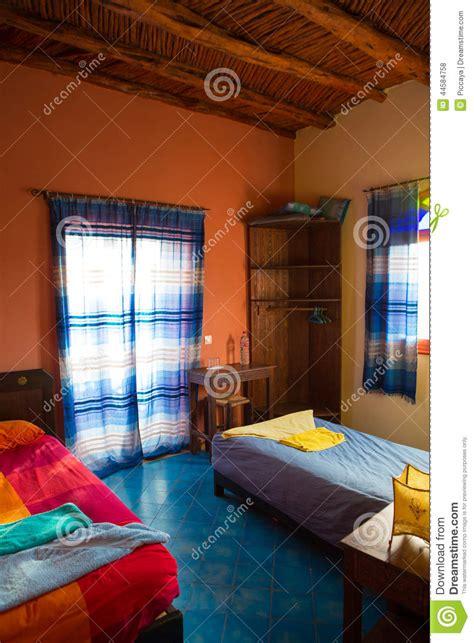 chambre marocaine chambre à coucher marocaine authentique dans le riad