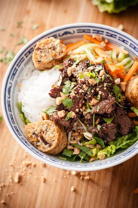 cuisiner vermicelle de riz recettes vietnamiennes