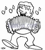 Accordion Drawing Coloring Pages Accordian Timtim Drawings Bw Getdrawings Dance Category Kidsuki sketch template