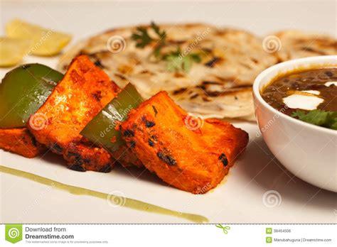 inde cuisine chiche kebab de paneer tikka d 39 inde image libre de droits