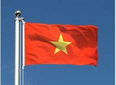 Günstige Vietnam Flagge 60 x 90 cm FlaggenPlatzde