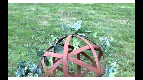 Gartendeko Holz Eisen by Gartendeko Aus Eisen Rost Inspiration