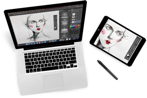 astropad  ipad drawing tablet app