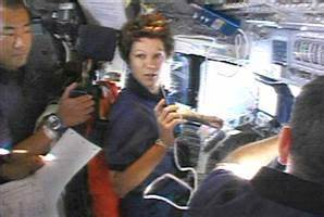Astronaut Eileen Collins leaves NASA - Technology ...