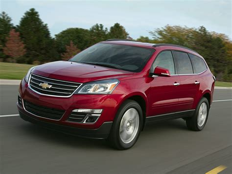 2015 Chevrolet Traverse  Price, Photos, Reviews & Features