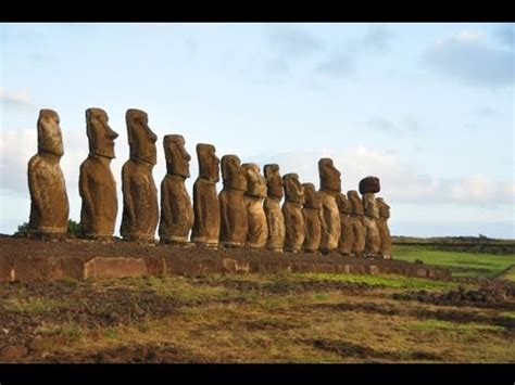 Mystery of Easter Island YouTube
