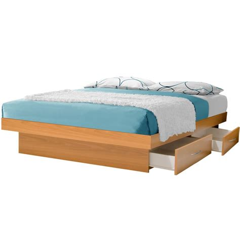 23633 king platform bed with drawers california king platform bed with 4 drawers contempo space