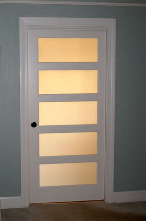 frosted glass pocket door ideas for condo