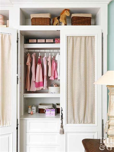 kid friendly closet ideas