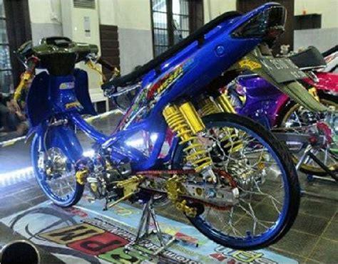 Modifikasi Supra X 125 Kontes by Modifikasi Honda Supra Racing Modif Kontes