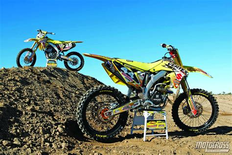motocross action motocross action magazine suzuki tests archives