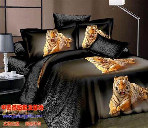 tiger print bedding comforter sets queen size duvet cover