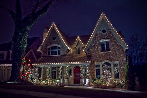 recent holiday light project naperville american holiday