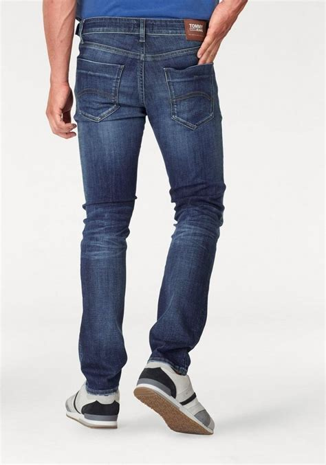 tommy jeans slim fit jeans scanton dynamic otto