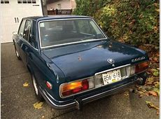 1970 BMW 2800 Up for Grabs in Canada for just $5,700