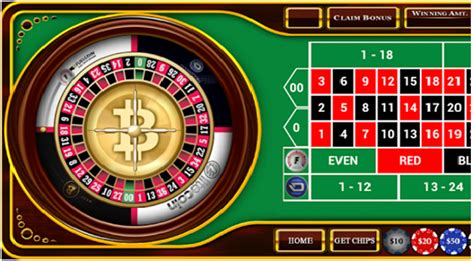 Roulette gambling doesn't get any more anonymous than this! Roulette- Play at Bitcoin Casinos and enjoy your winnings in crypto currency