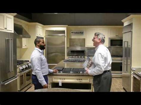 kitchen appliance showroom