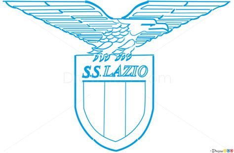 draw lazio football logos