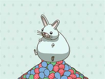 Easter Happy Animated Everyone Phyo Thu Dribbble