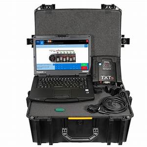 Texa Truck Tablet Package