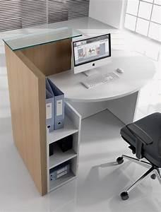 Petit Bureau D39accueil Compact NOVO Pas Cher Delex Mobilier