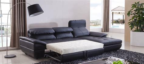 canapé en soldes canapé d 39 angle convertible en cuir prix imbattables