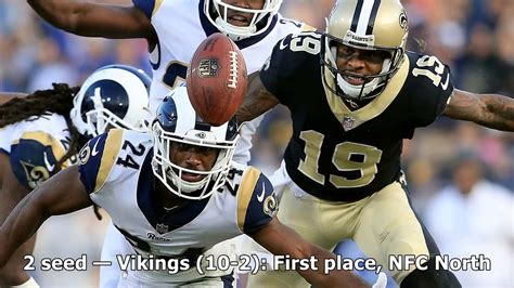 nfl playoff picture vikings  heat  eagles